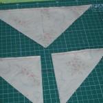 Corte de las diagonales